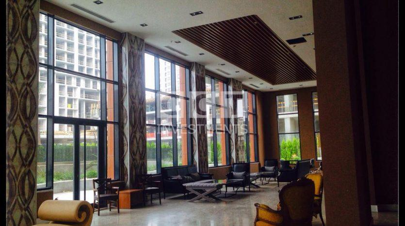 Big lobby in CCT 265 project
