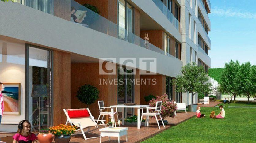 Grand floor apartments in CCT 297 project