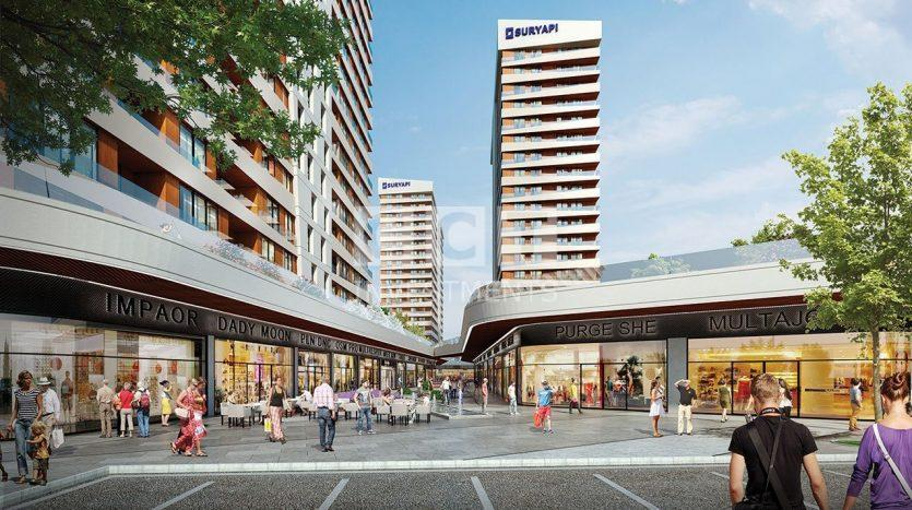 Shops in CCT 297 project