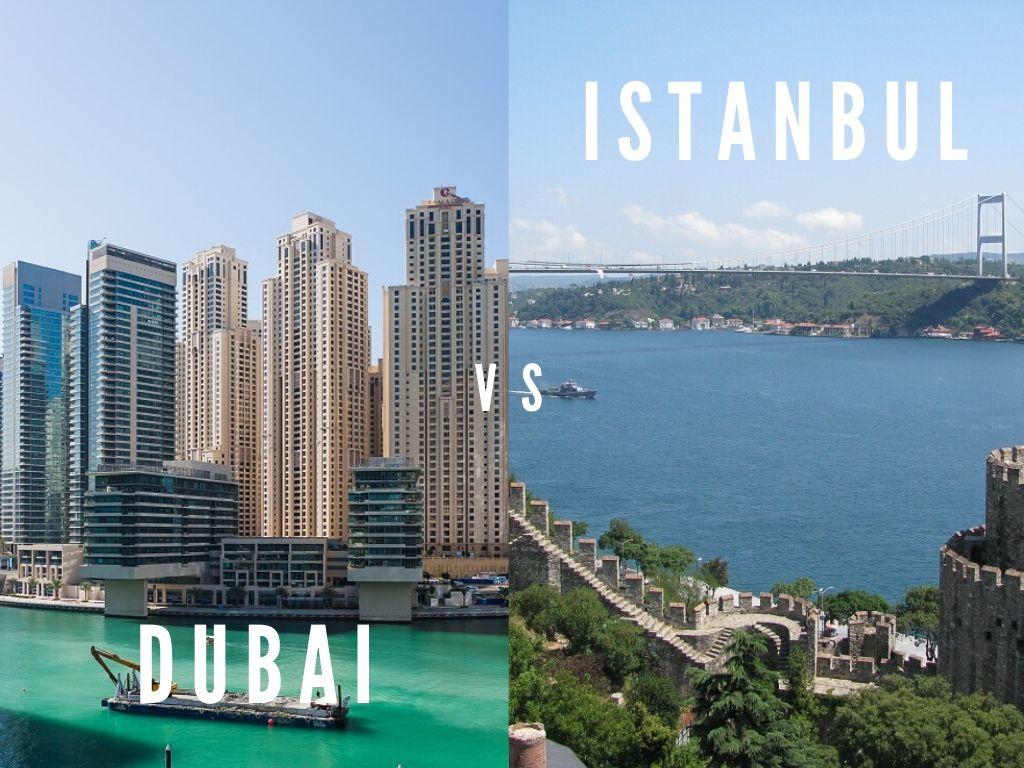 دبي أم اسطنبول