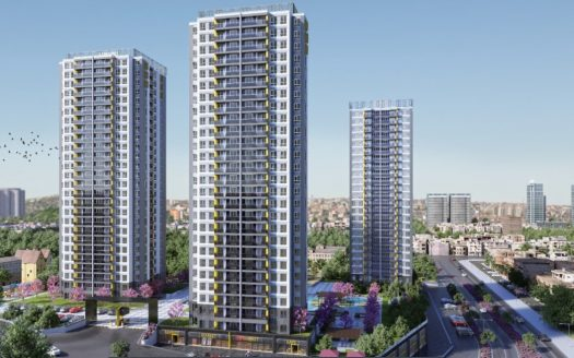 Istanbul Panorama Evleri project