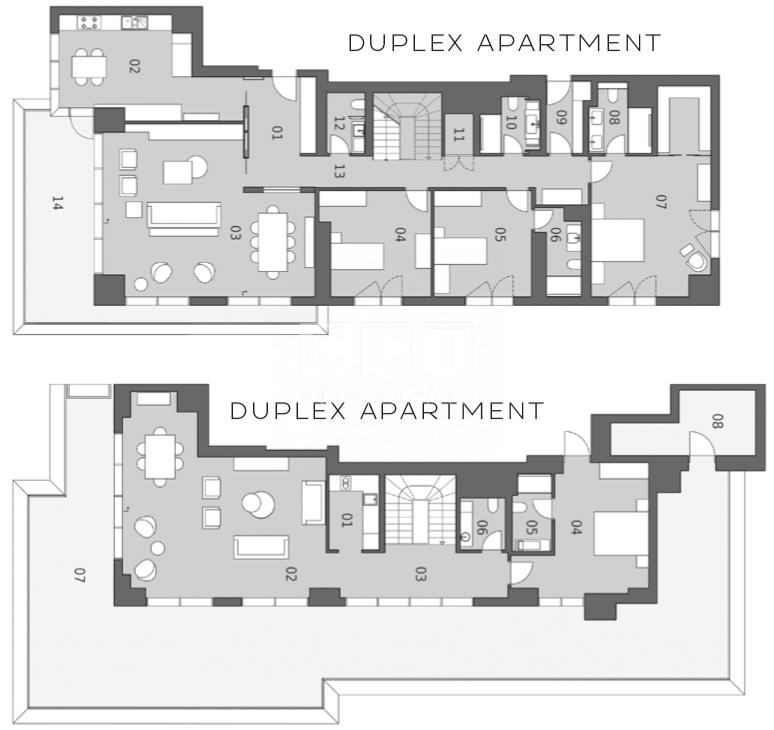 B 4+2 Duplex