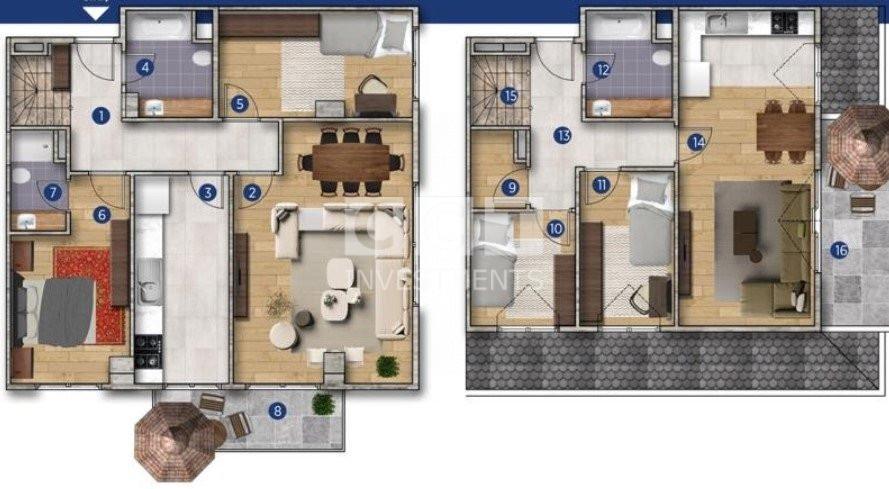 4+2 Duplex